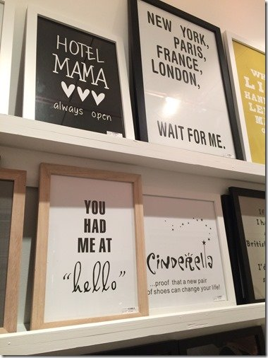 typography and sayings