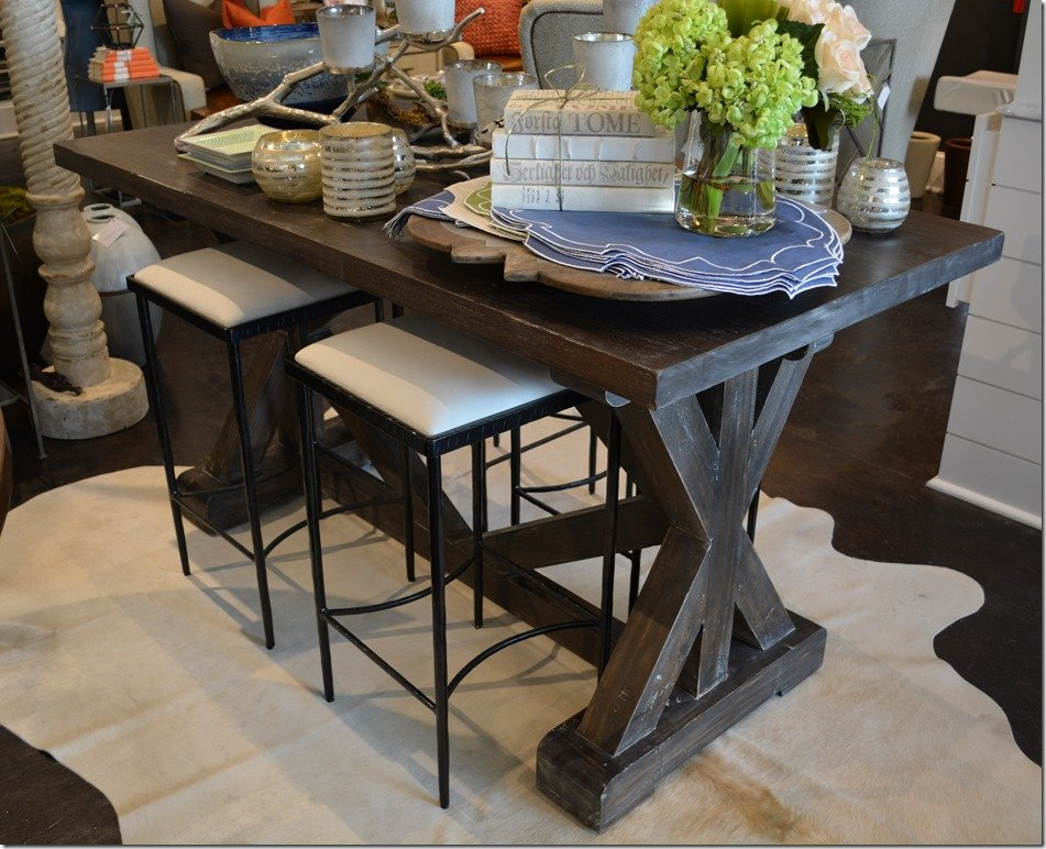 What S New Wednesday Rustic Gathering Table Heather