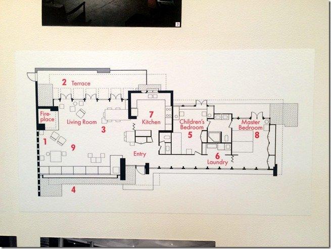 wright exhibit on usonian architecture