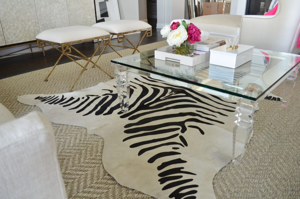 Decorating Your Home With A Cowhide Rug Heather Scott