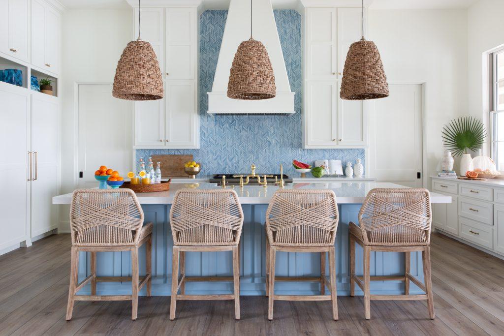 Featured In Coastal Living Spring Issue Beach Kitchens Heather Scott Home Design
